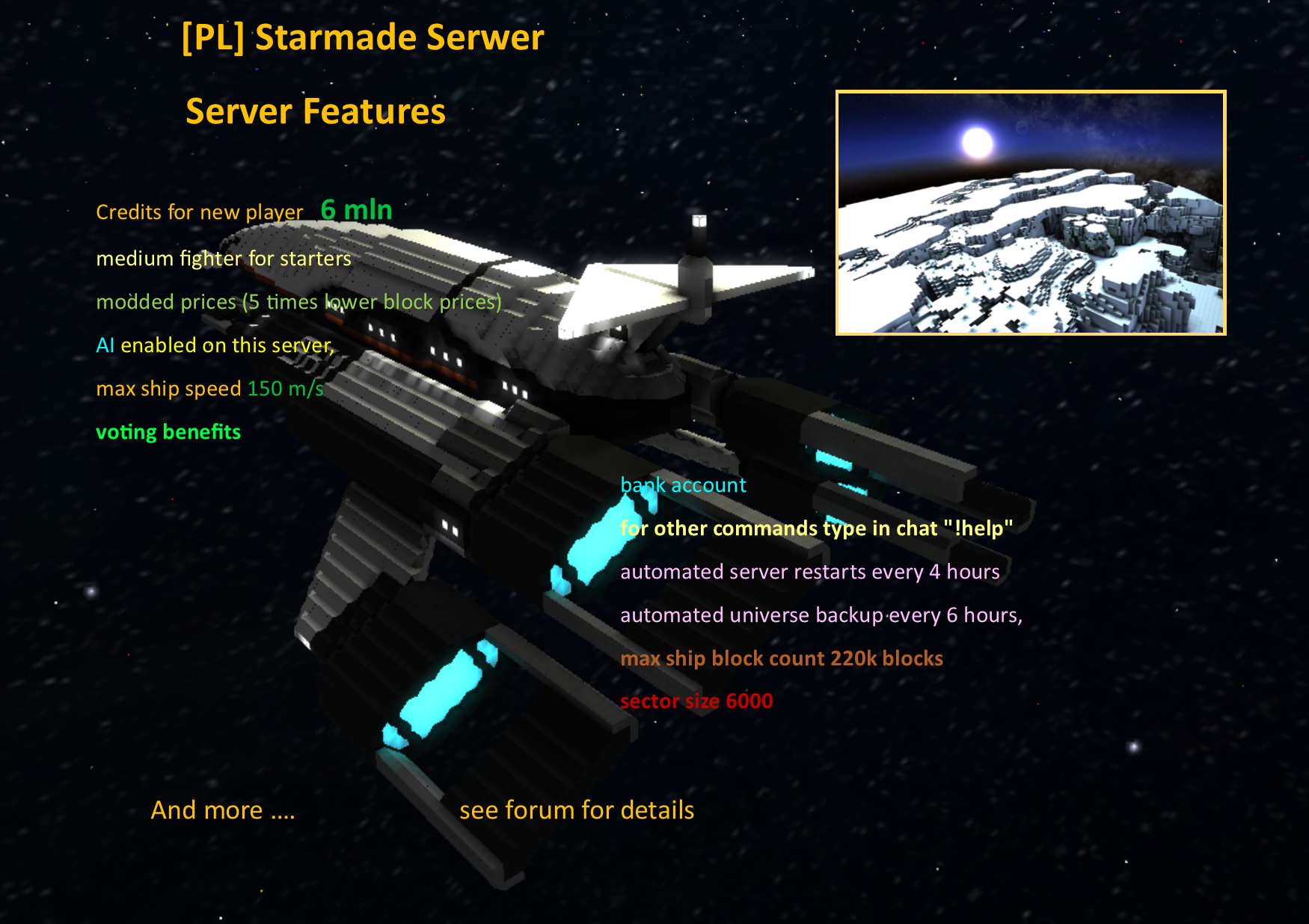 Server Features Image